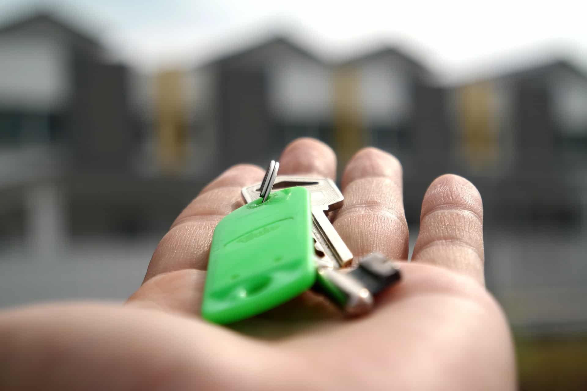 sell inherited property keys