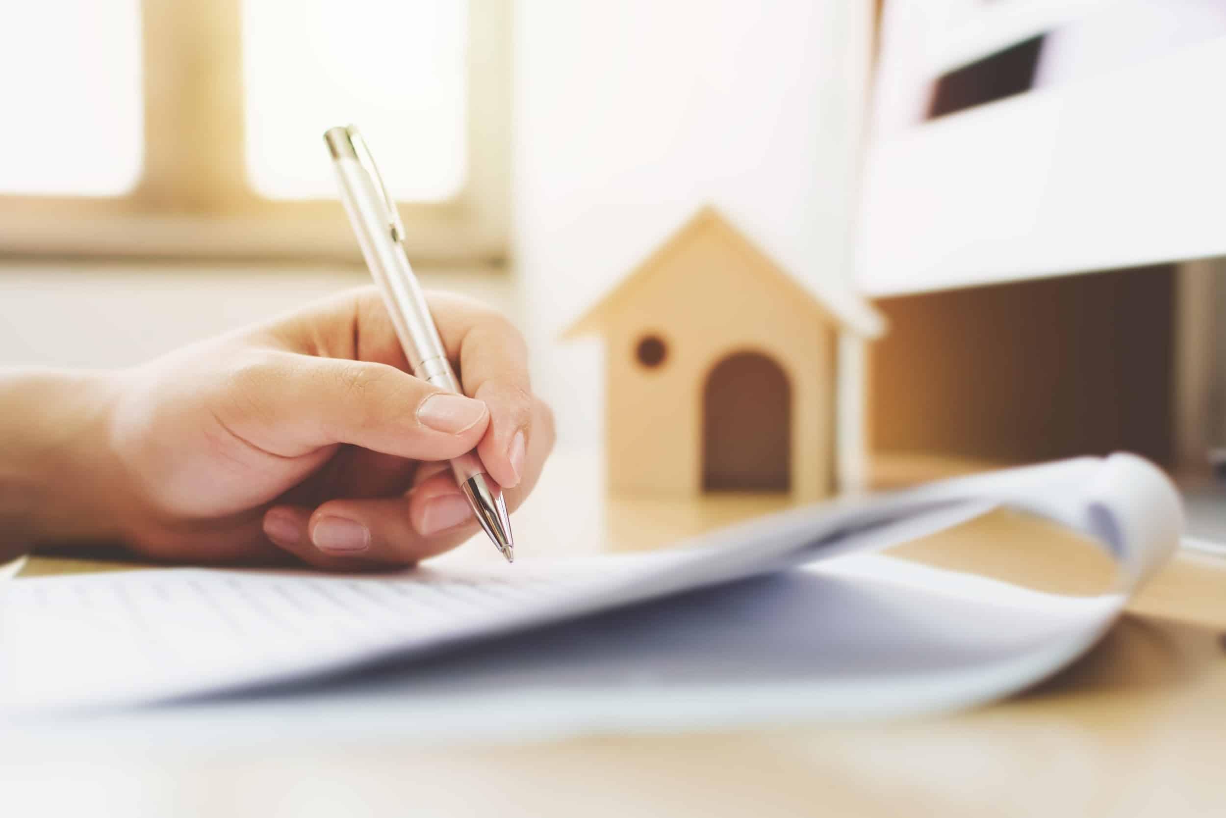 Signing loan