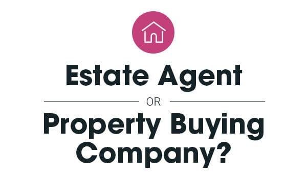 agent vs property buying company