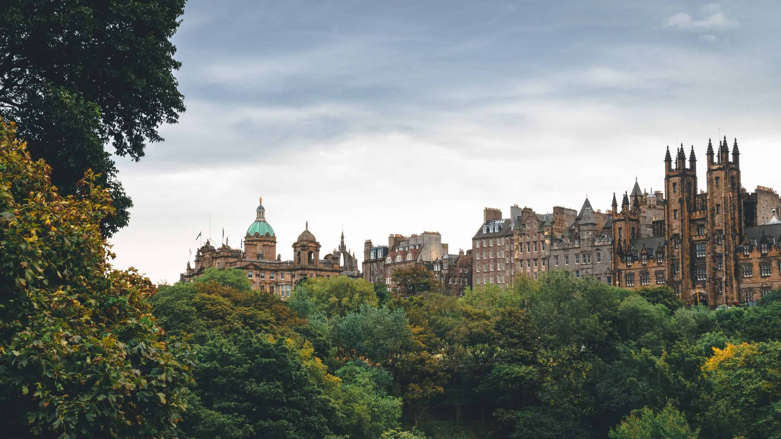 Best Edinburgh commuter towns to move to
