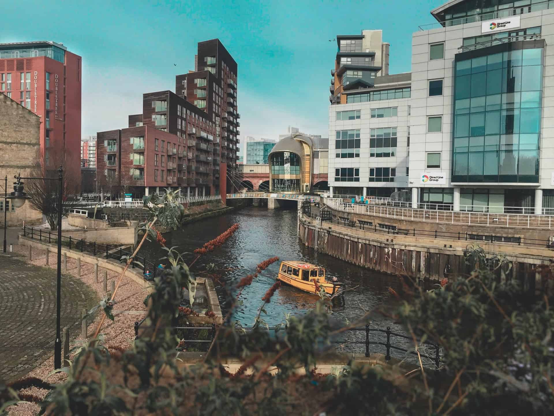 Leeds is one of the best graduate cities