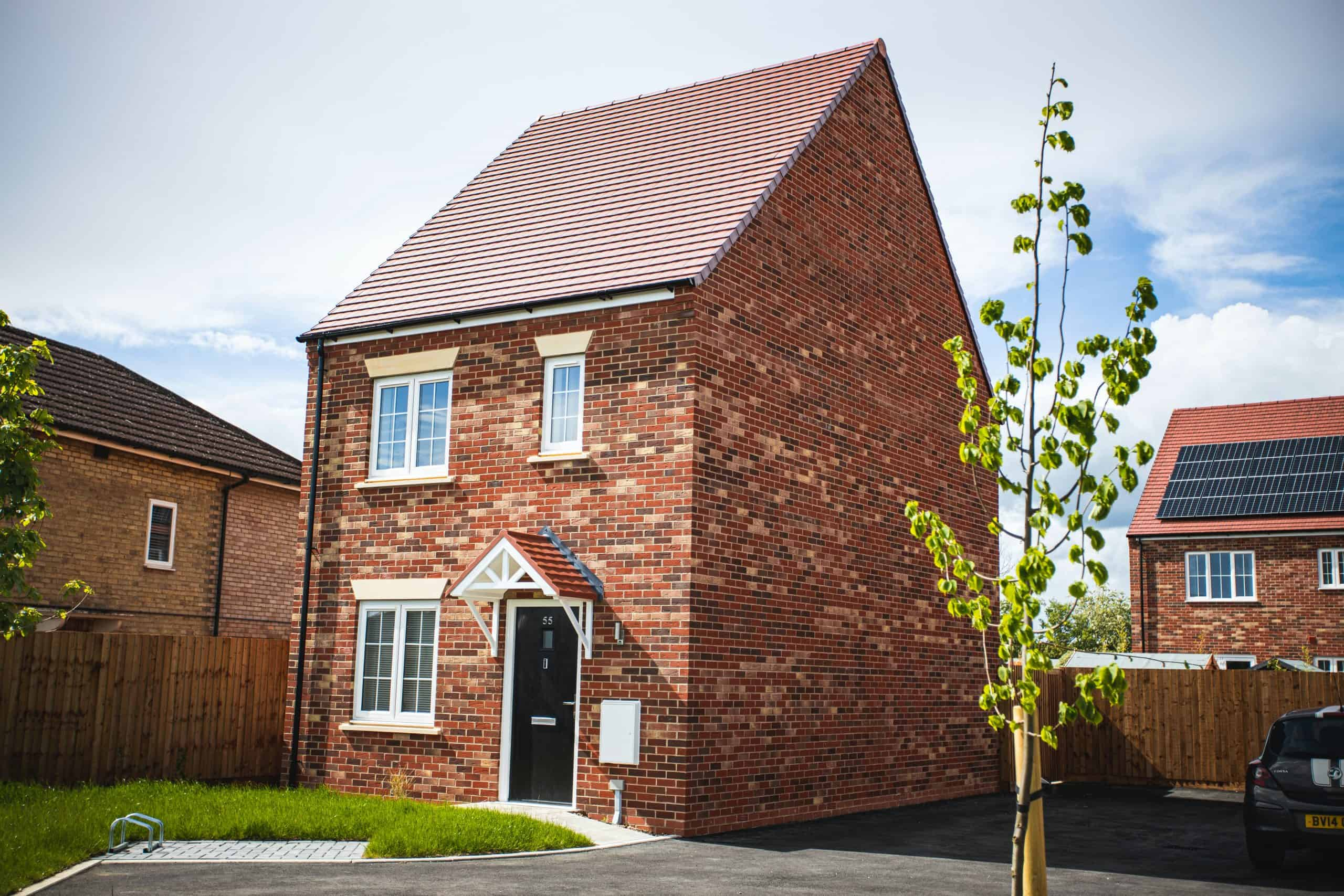 Everything you need to know about buying a new build property
